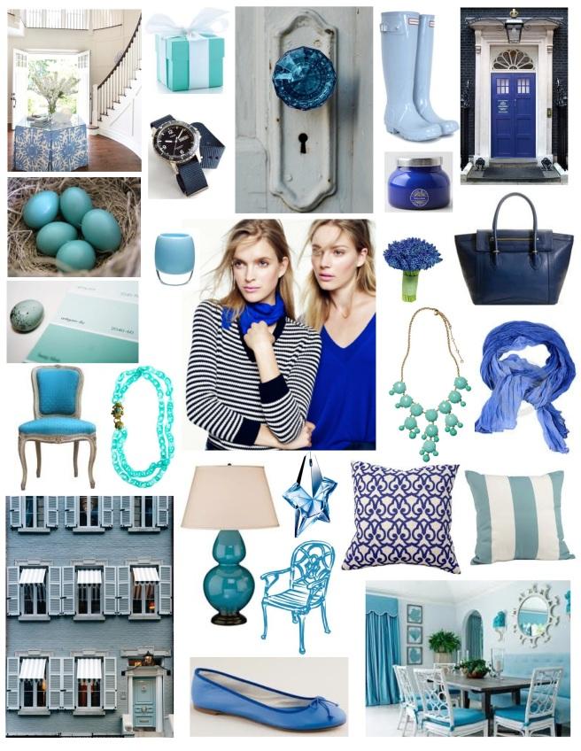 April's Blue Crush