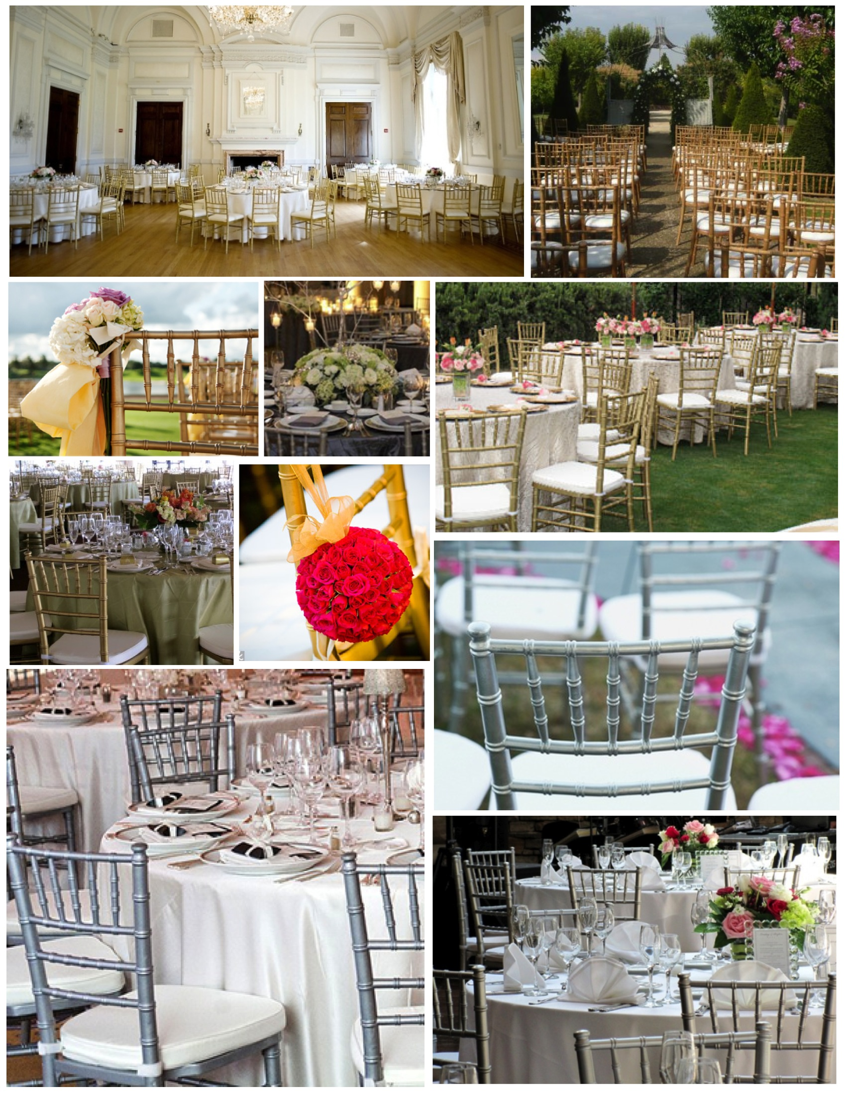Classic Elegance Italian Origin The Chiavari Chair