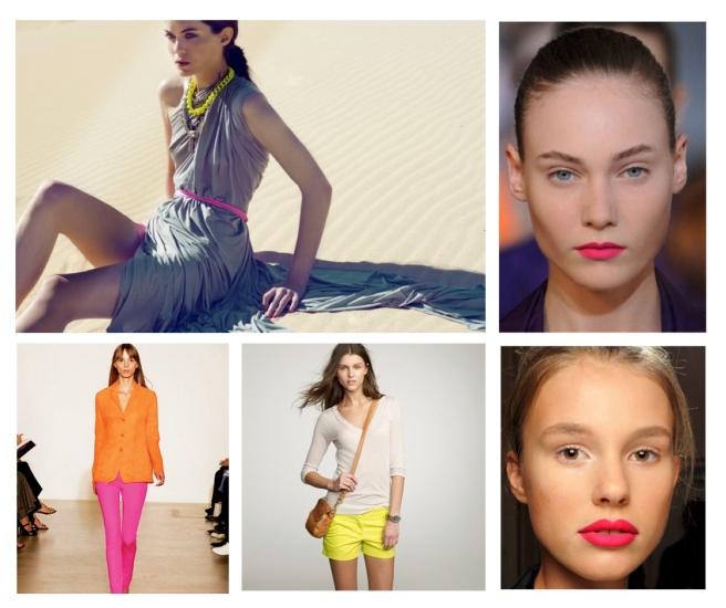Neon Brights:  Accessorizing A Trend