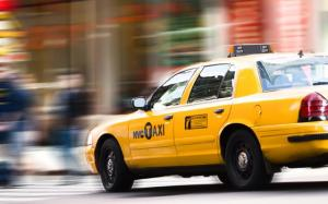 The Yellow NYC Taxi...