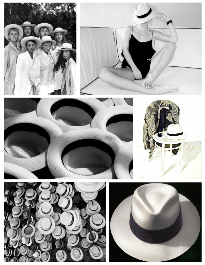 "The Iconic And Timeless ""Panama"" Hat"
