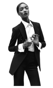 Her Timeless Tux:  Bold Style