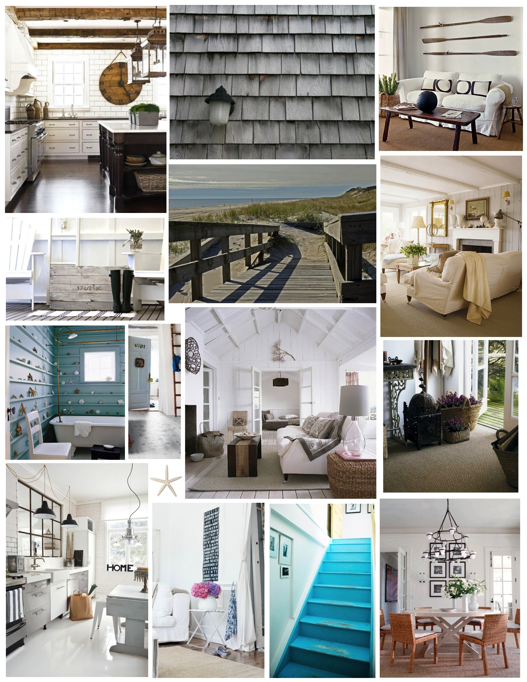 "Beach House"" Style Inspirations… 