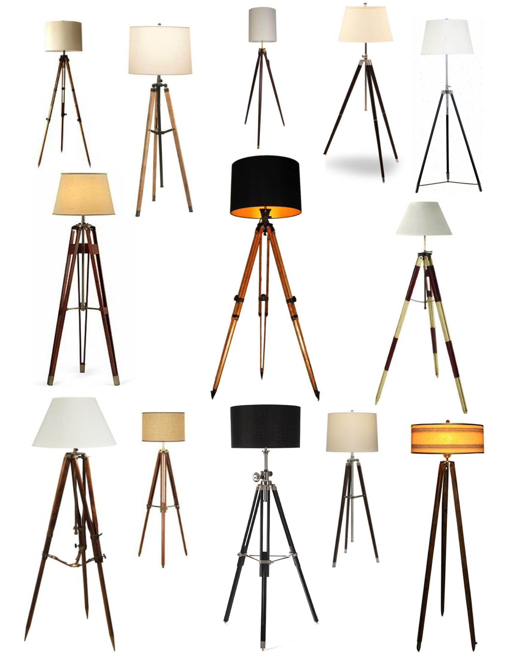 "Adjustable Style: The ""Surveyor"" & The ""Spotlight"" Tripod ..."
