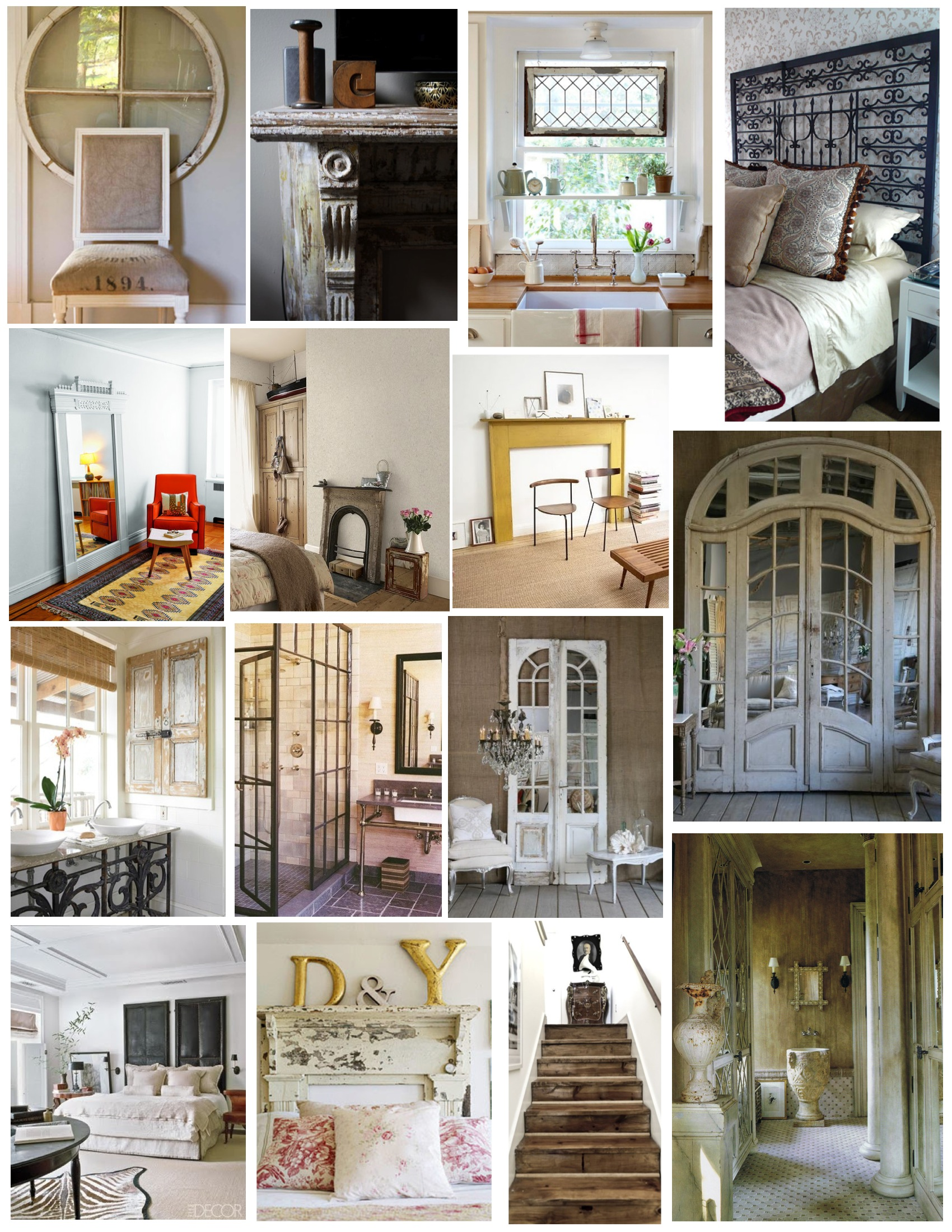 The enduring fascination of architectural salvage house appeal for Home architectural salvage yards