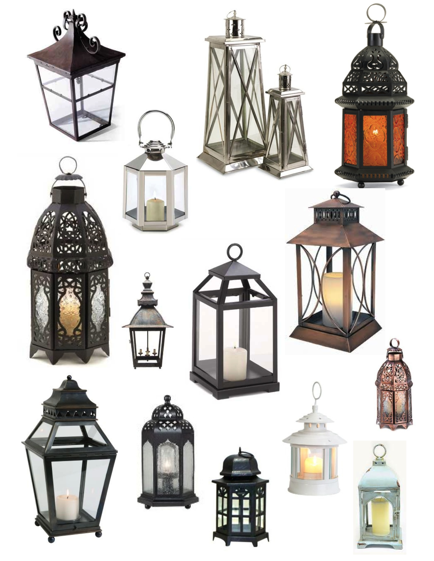 The Illumination of Lantern Lighting House Appeal