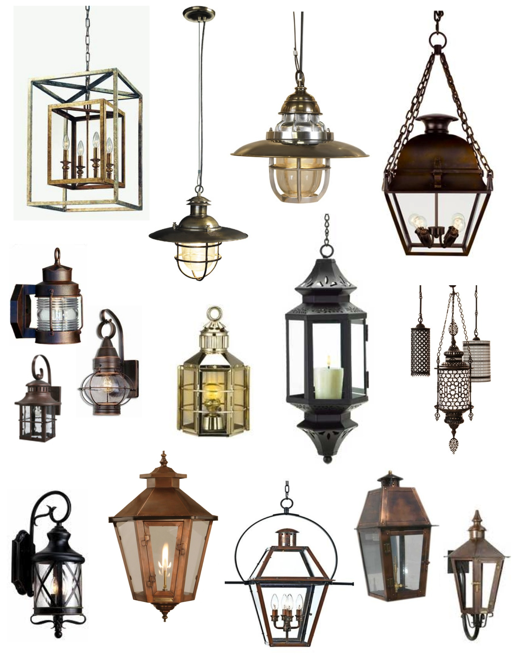interior lantern lighting.  Lighting Exterior U0026 Interior Style Lantern Lighting In P