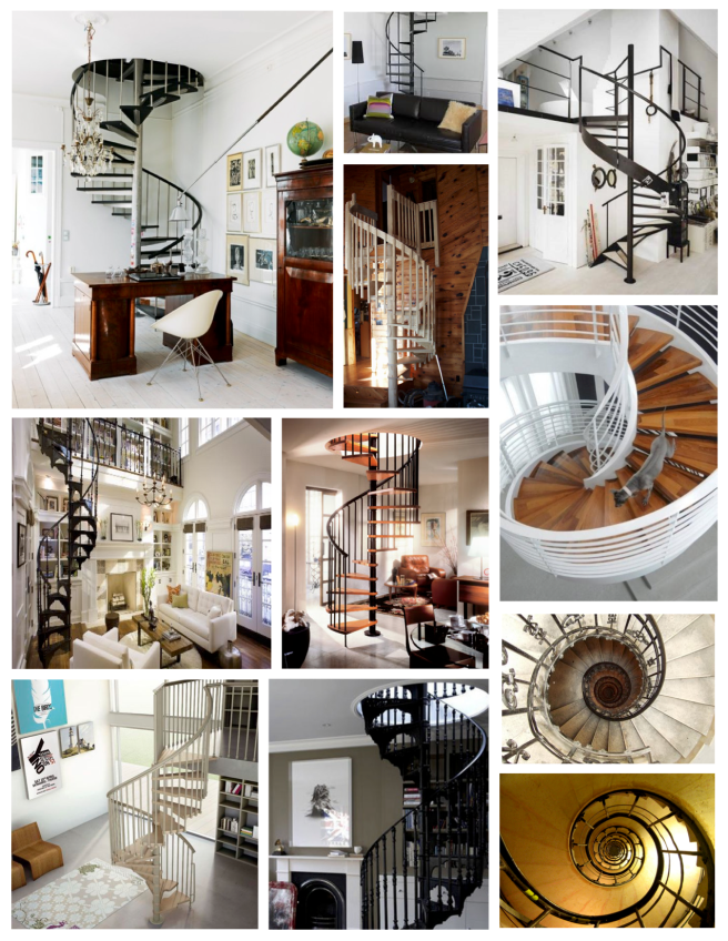 Spiraling Staircases: Architectural Wonders