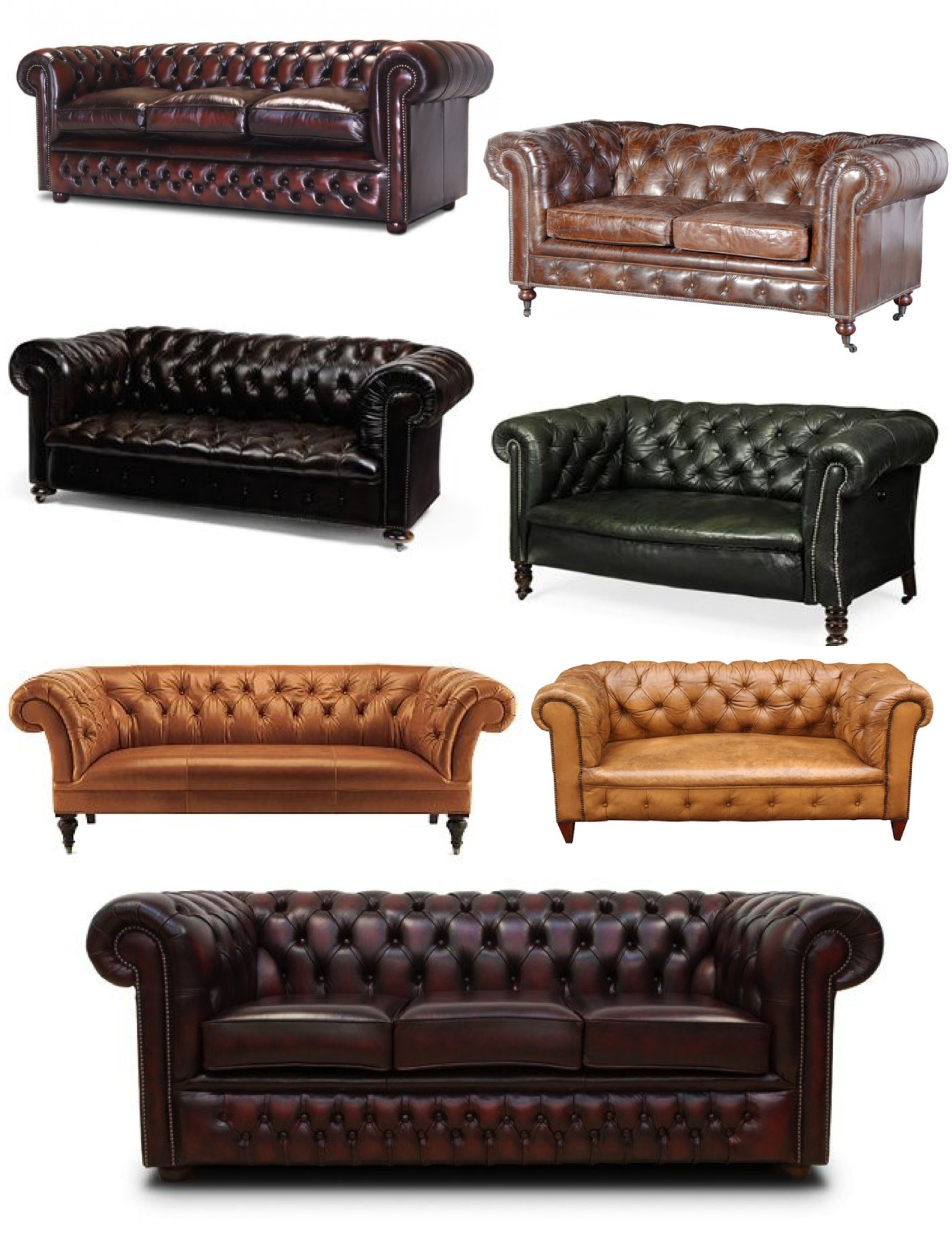 Legendary Design& Style The u201cChesterfield u201d Couch House Appeal