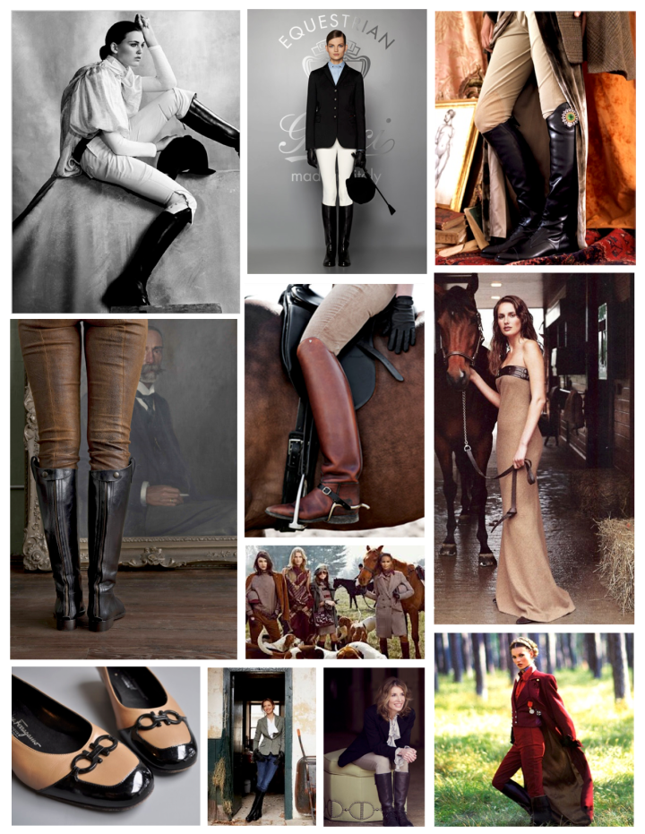 Timeless & Classic Equestrian Style