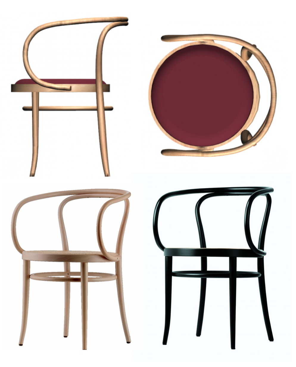 Unchanging Style Design The Bentwood Chair N14 House Appeal