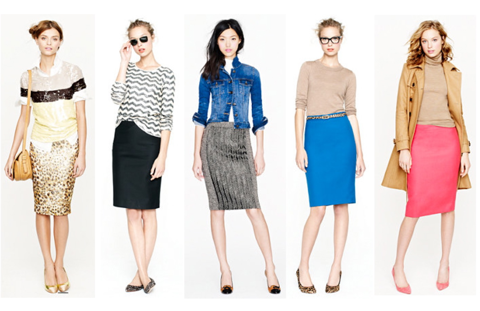 sharp classic style the pencil skirt house appeal