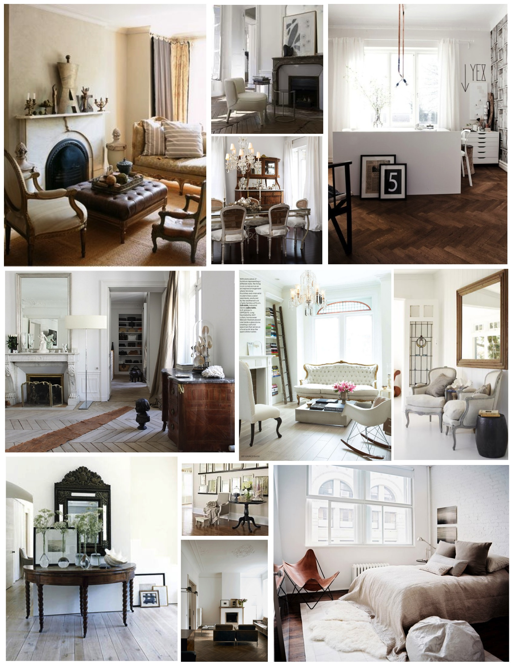 Attrayant Fashionu0027s Neutral Influence In Style Neutral Style: Interior Inspirations