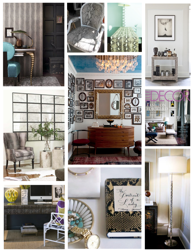 Scales Of Style In The Interiors