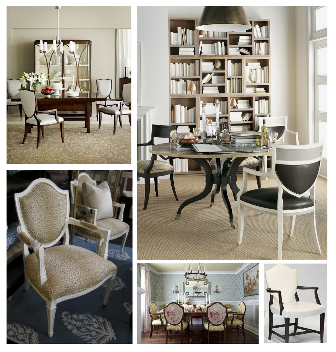 "Mystery Of Design: The Elegant Hepplewhite ""Shield-Back"" Chair on storage designs, coco chanel designs, nate berkus designs,"