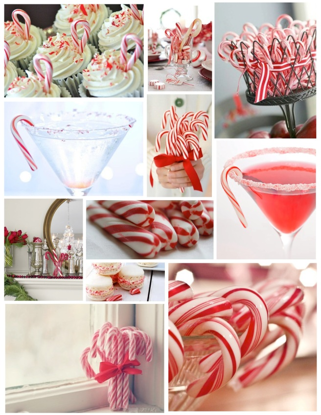 Sweet Inspirations:  The Candy Cane