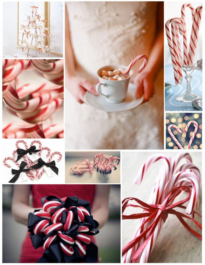 The Striped Style Of Peppermint
