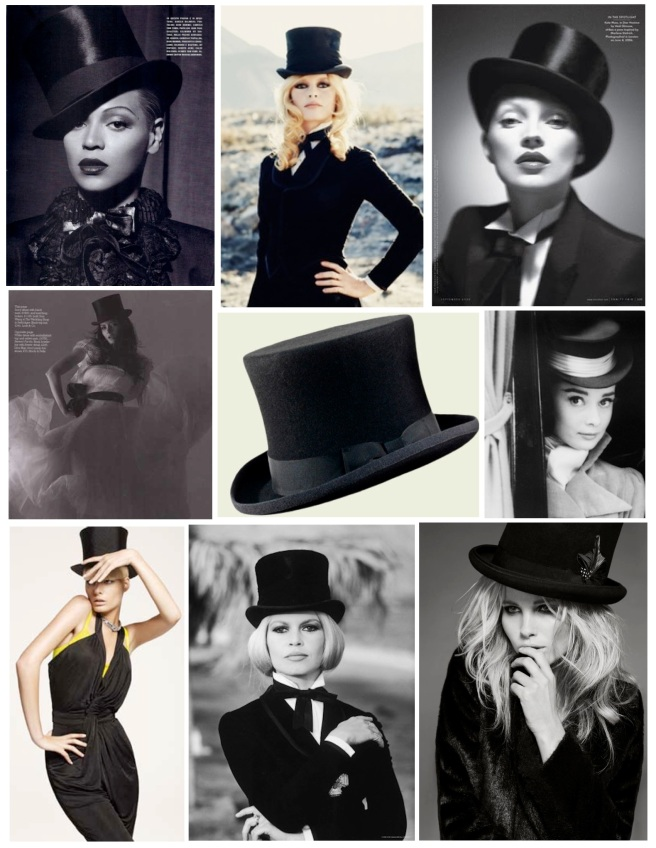The Elegance Of The Tall Hat:  The Top Hat
