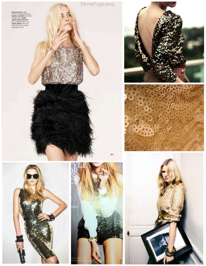 Sequins:  Spangles Of Embellishment