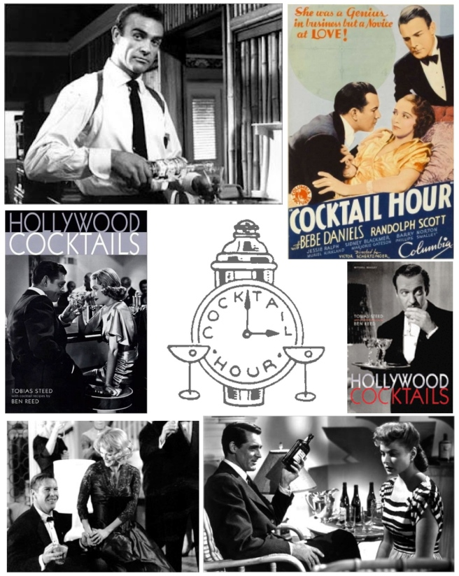 "Cinematic Inspirations:  The ""Cocktail Hour"""