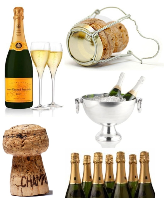 "The Sparkling Wine of  ""Toasts"""