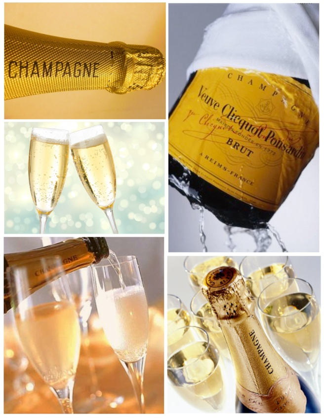 Exquisite Bubbly:  Champagne