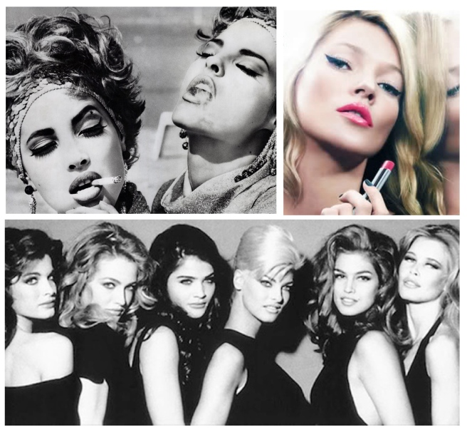 "Timeless Model Inspirations Of ""Winged"" Style"