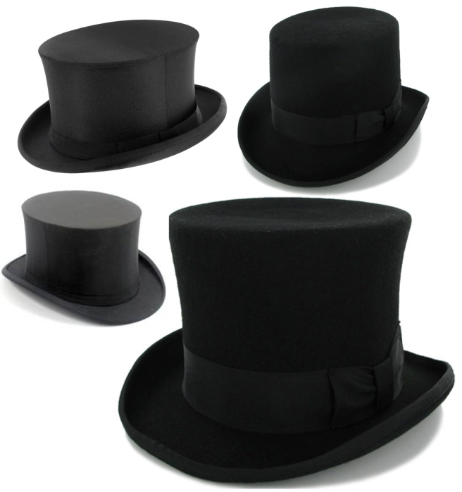The Iconic Top Hat