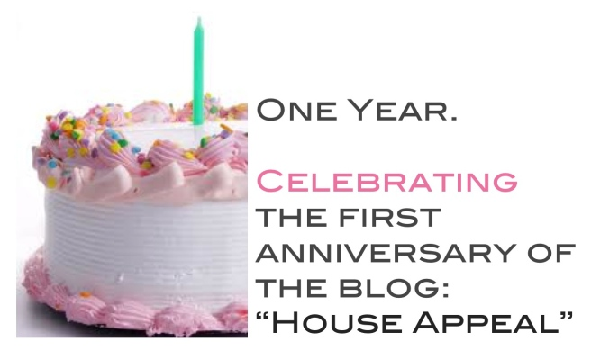 "ONE YEAR OF ""HOUSE APPEAL"""