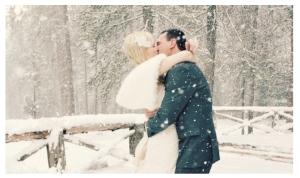Winter Wedding Bliss