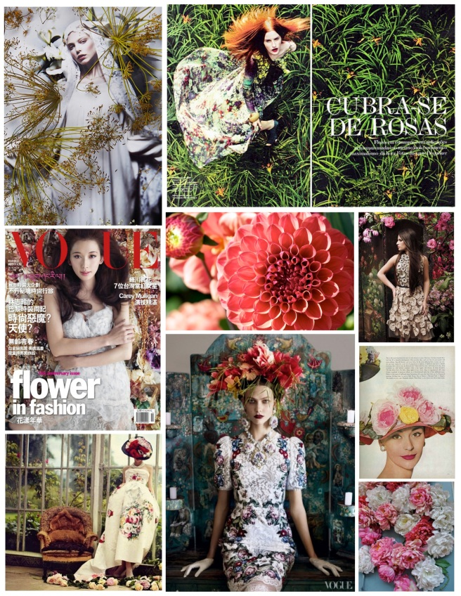 Floral Appeal:  Visions In Bloom