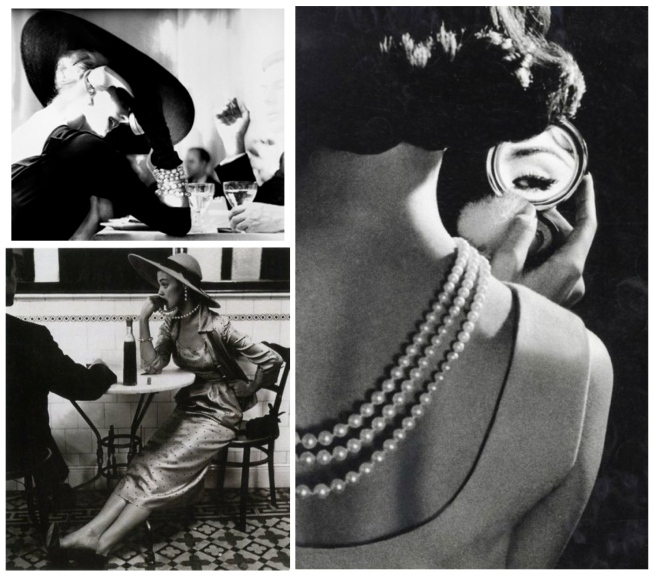 """Vintage Elegance In """"Pearls"""""""