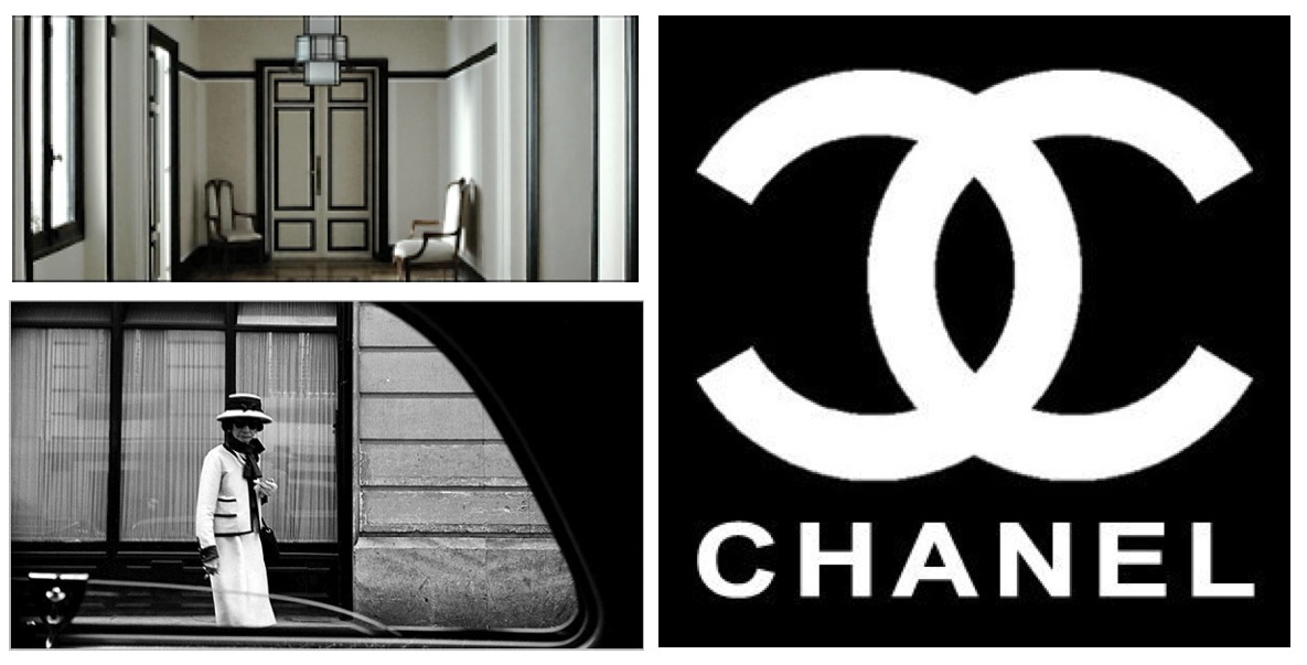 coco chanel house appeal. Black Bedroom Furniture Sets. Home Design Ideas