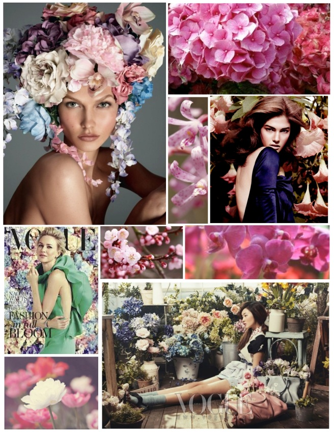 Floral Envisioning:  Pure Beauty & Scent