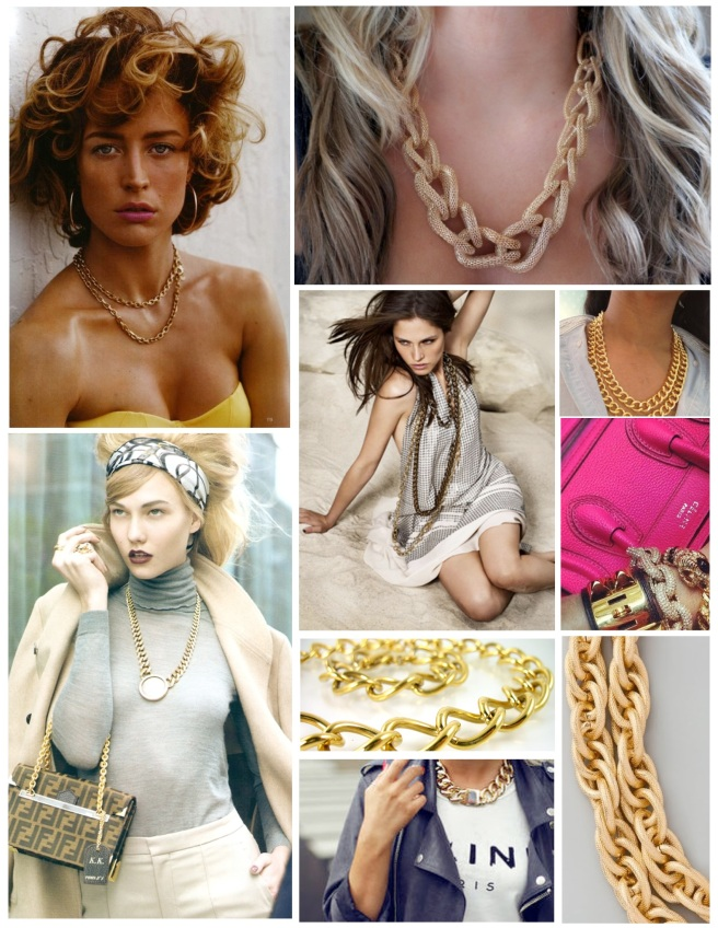 "Lengths Of Adornment:  ""Linked"" Jewelry"