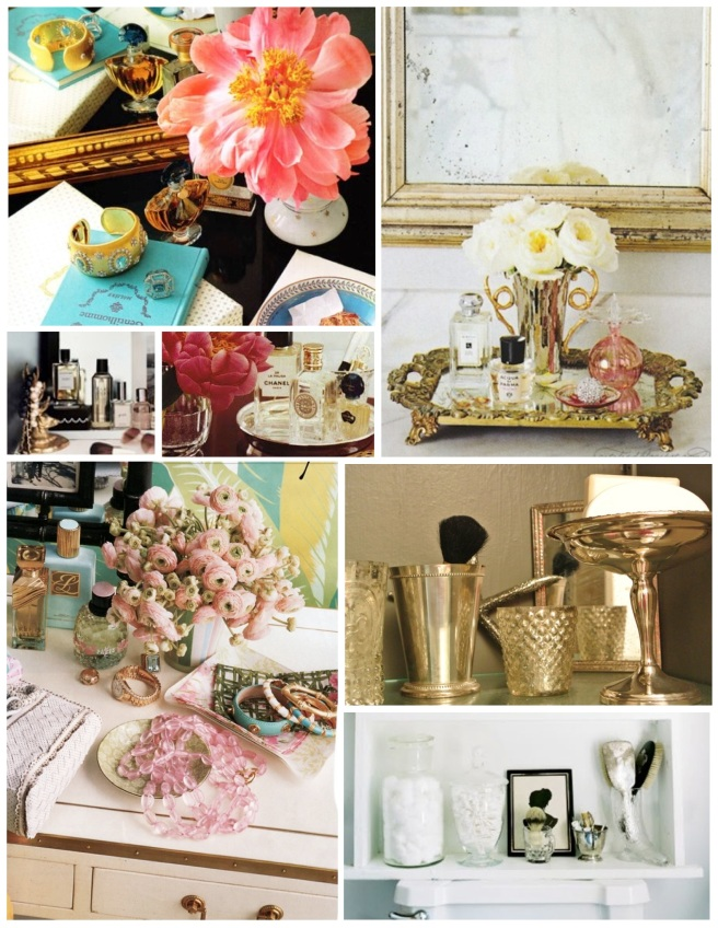 Beautification & Scent:  Essential Decorations Of Personal Preference