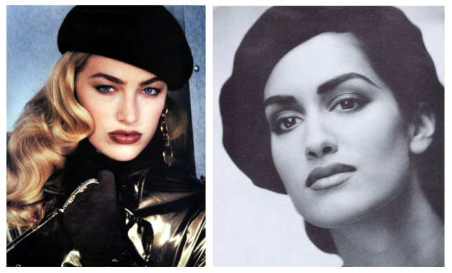 Timeless Style:  Models, Elaine Irwin & Yasmin Ghauri