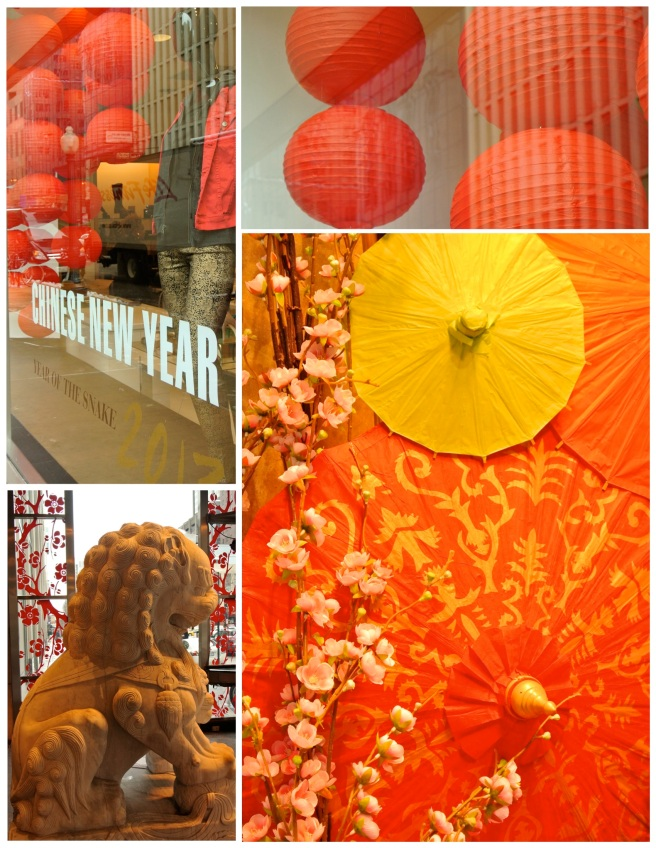 Chinese New Year Greetings From Chicago, Illinois
