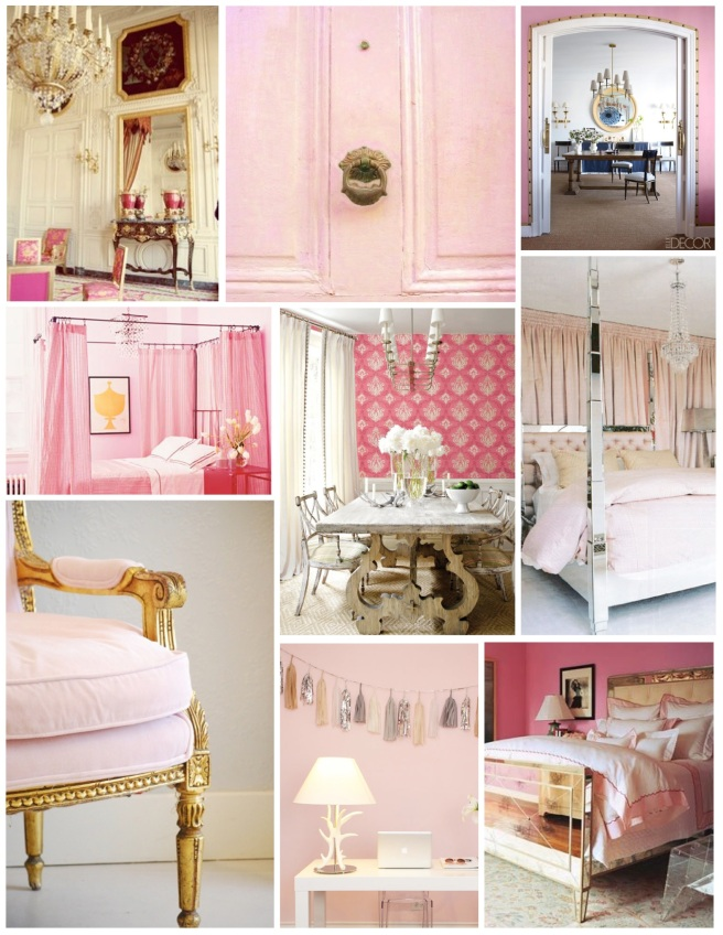 Pink:  A Hue Of  Elegance & Romance