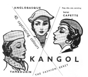 "Vintage Style:  ""The Fashionable Beret"""