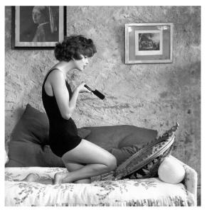 Elle 1952, Model, Marie-Helene Arnaud