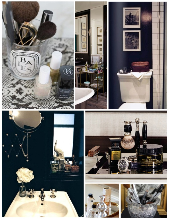 Personal Grooming Essentials:  Stylish Affects Within The Interior