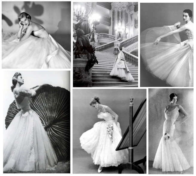 Vintage Elegance With Tulle