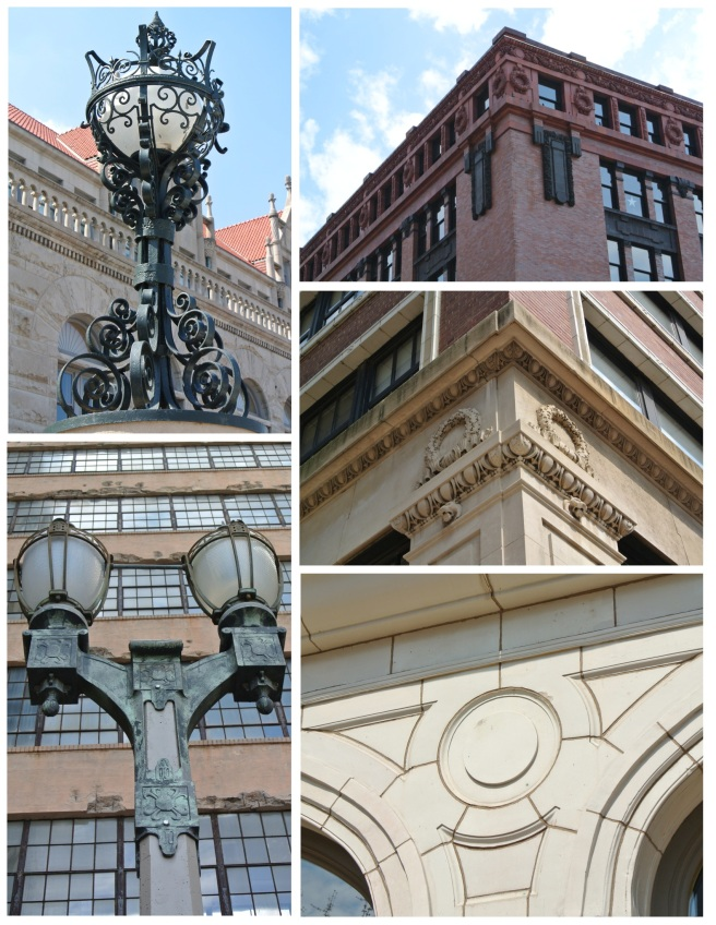Structures & Ornamentation Of St. Louis, Missouri