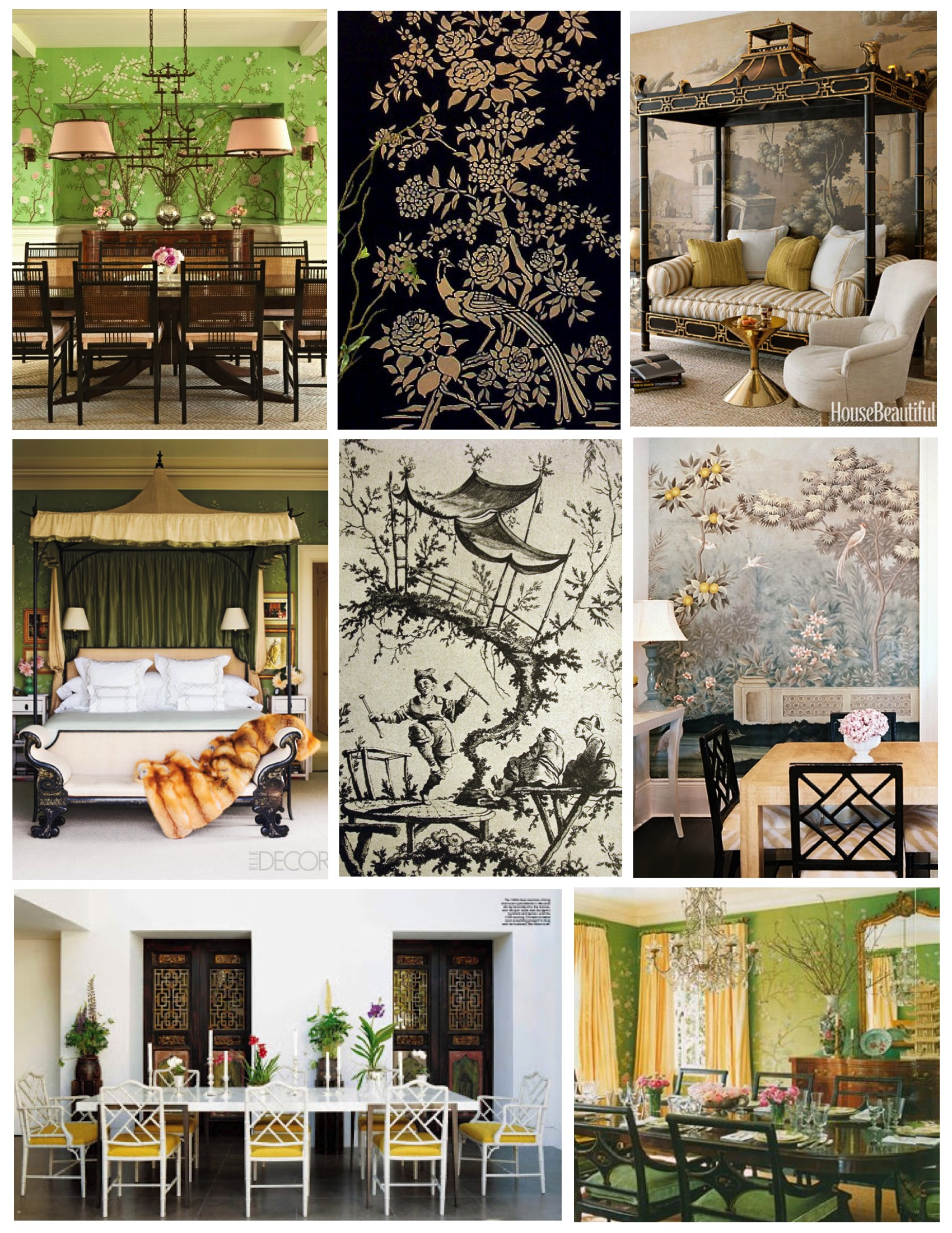 Interior design house appeal page 5 for Chinoiserie design