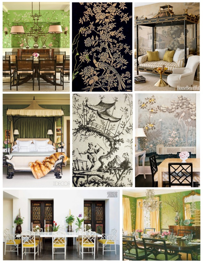 "The Timeless Appeal Of ""Chinoiserie"""