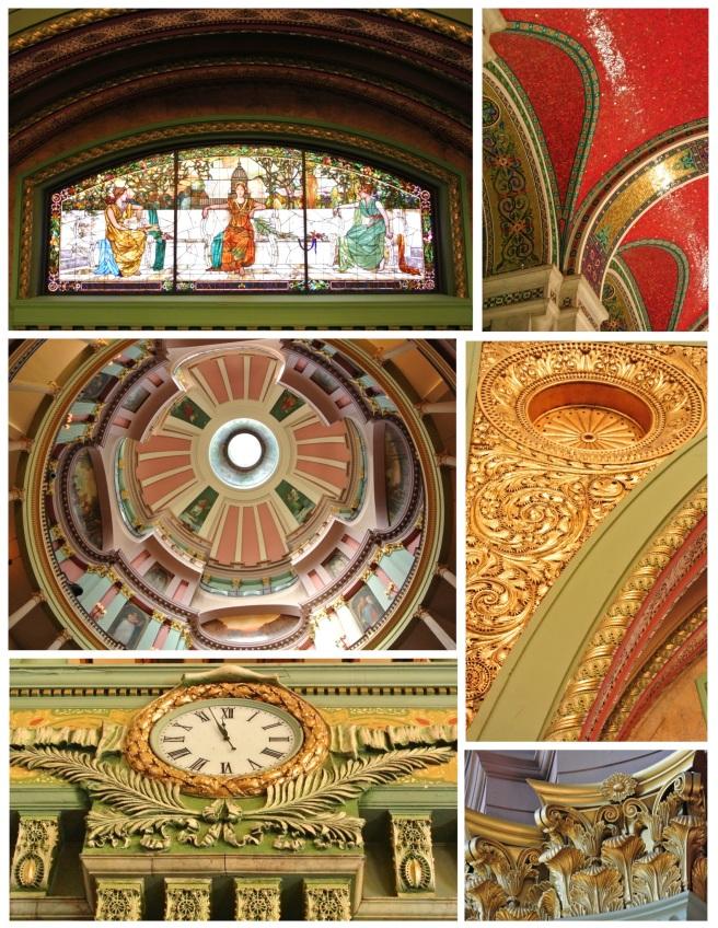 Spectacular Interiors:  St. Louis Landmarks