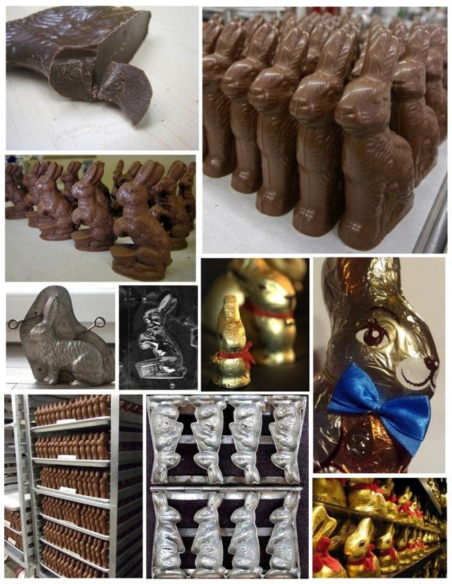 Mold Of Distinction:  The Chocolate Rabbit