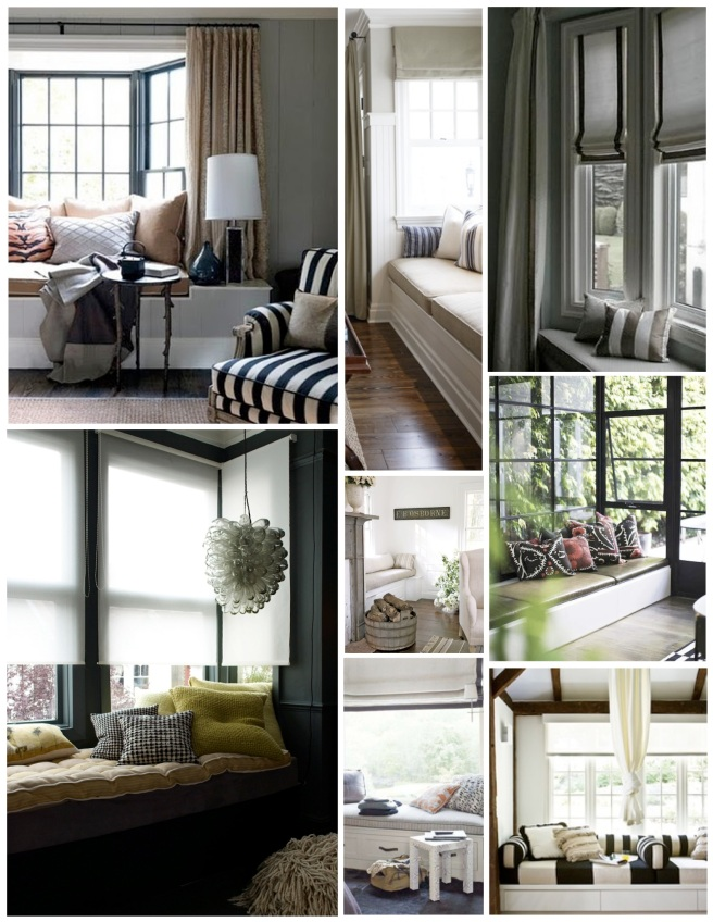 "The ""Window Seat"": Comfort In Seating With A Visual Of The Outside World"