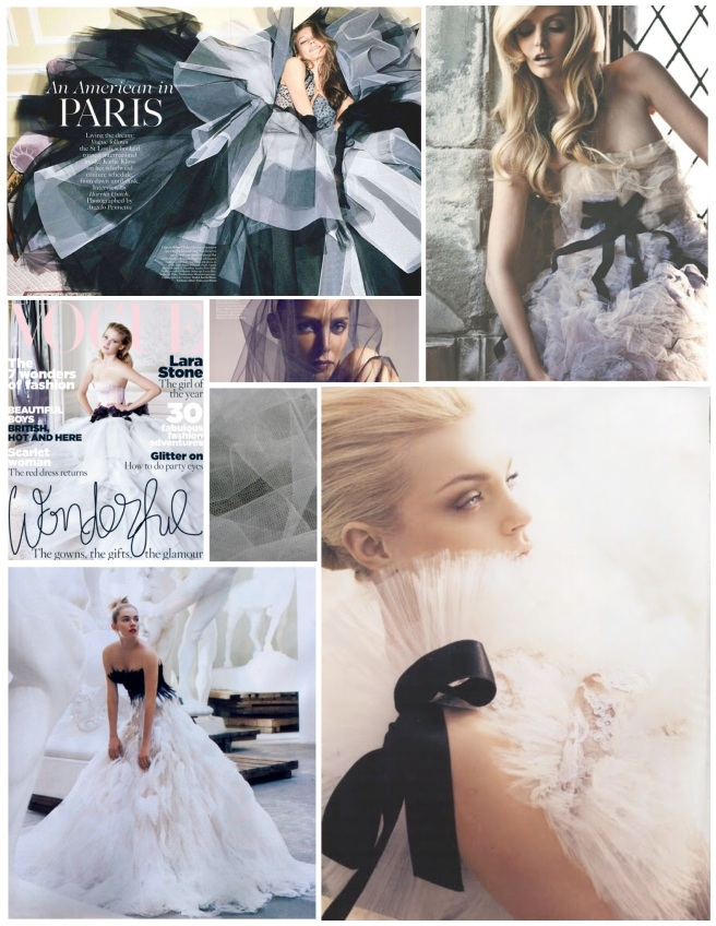 Ethereal Elegance:  Tulle